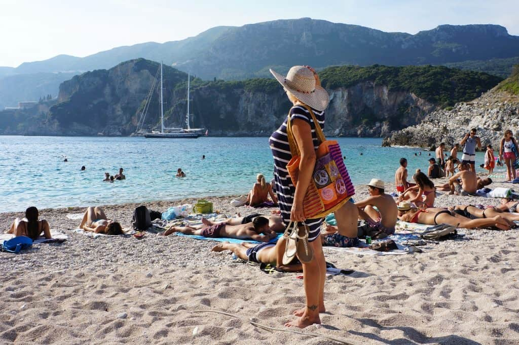 best time to visit Corfu