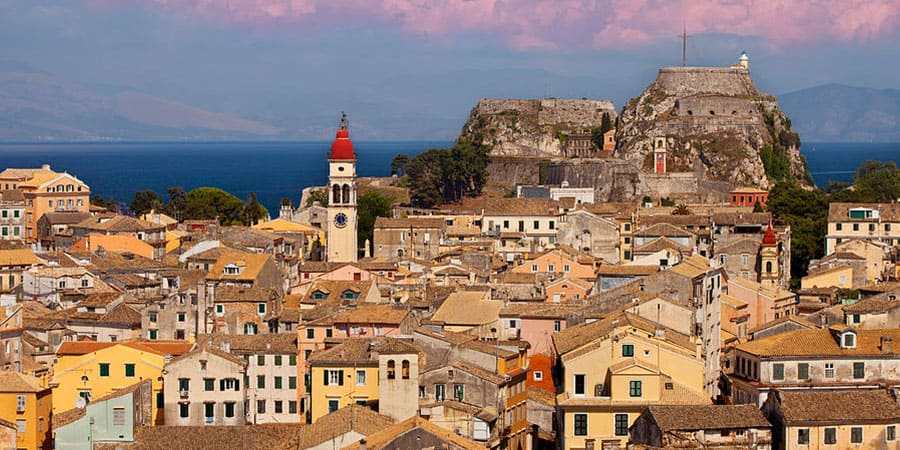 top tourist attractions in Corfu